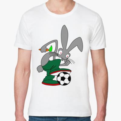 Футболка из органик-хлопка Rabbit
