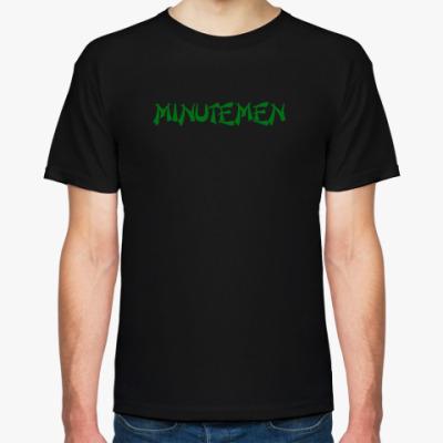 Футболка Minutemen