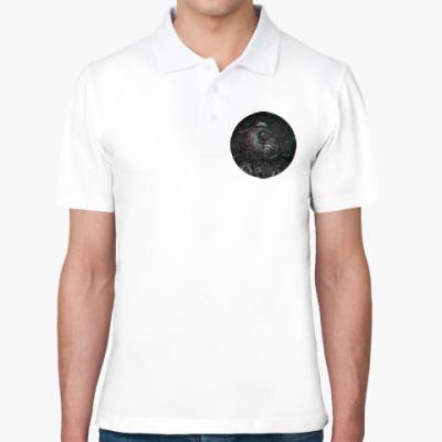 Рубашка поло Петух 3D символ 2017 года