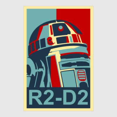Постер R2-D2
