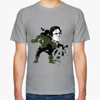 Футболка The Avengers - Hulk