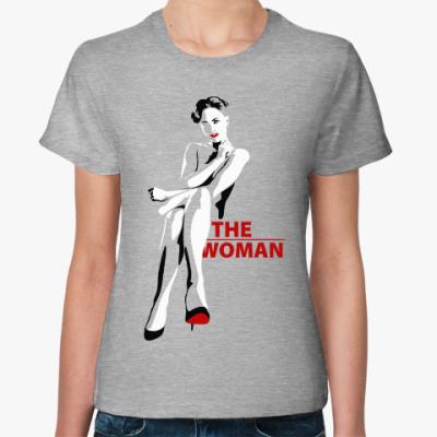 Женская футболка Irene Adler