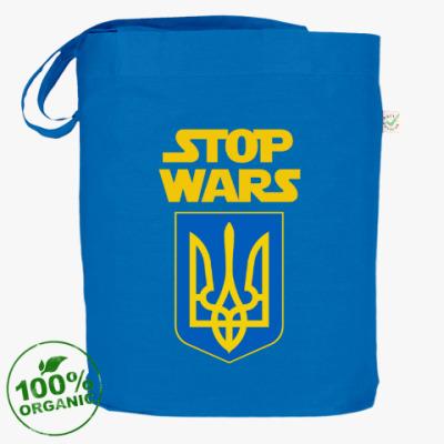 Сумка Stop Wars Украина