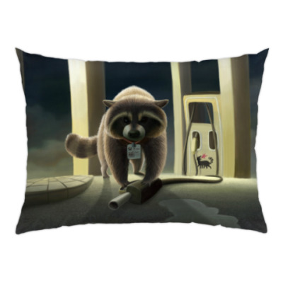 Подушка Бензинчику?