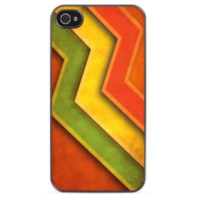 Чехол для iPhone Bright colors