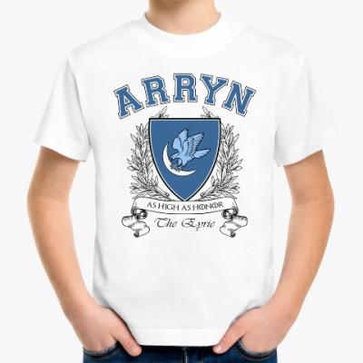 Детская футболка House Arryn