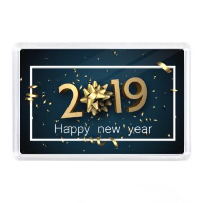 Магнит Новый год 2019