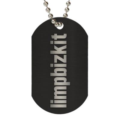 Жетон dog-tag Limp Bizkit