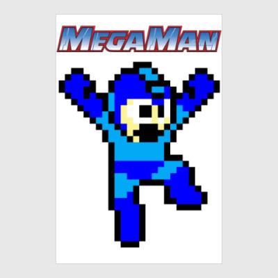 Постер MegaMen
