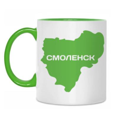 Кружка Смоленск и Смоленская область
