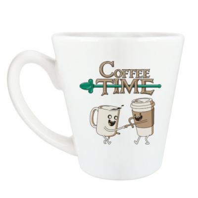 Чашка Латте Coffee Time