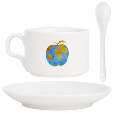 Кофейный набор Apple Earth