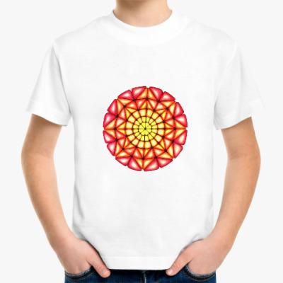 Детская футболка Калейдоскоп Июль