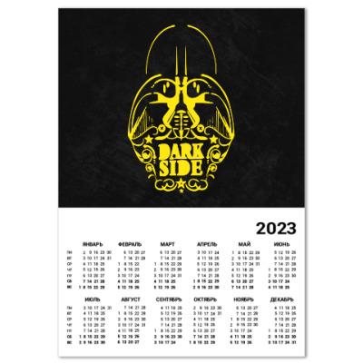Календарь Dark Side