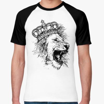 Футболка реглан Король Лев