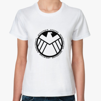 Классическая футболка Мстители