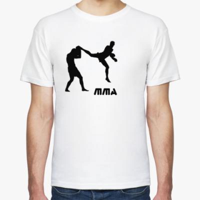 Футболка MMA