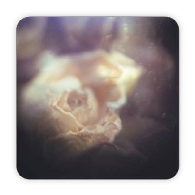 Костер (подставка под кружку) Нежность розового утра