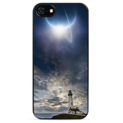 Чехол для iPhone Фантастическая планет