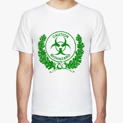 Футболка Biohazard