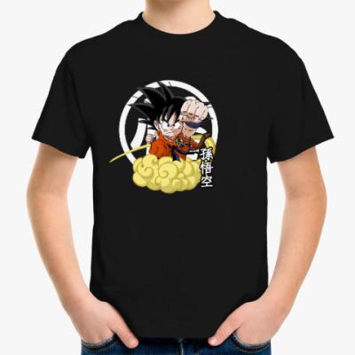 Детская футболка Драконий жемчуг