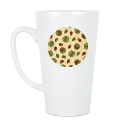 Чашка Латте Дары природы