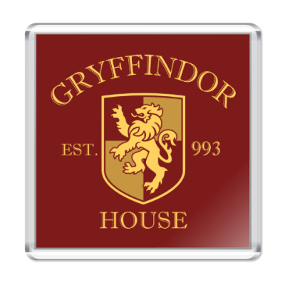 Магнит Gryffindor