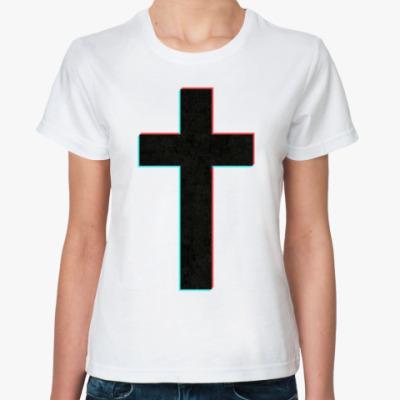 Классическая футболка CROSS