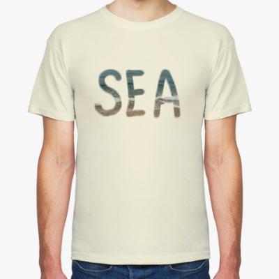 Футболка SEA