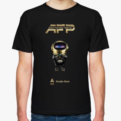 Футболка Мужская футболка AFP
