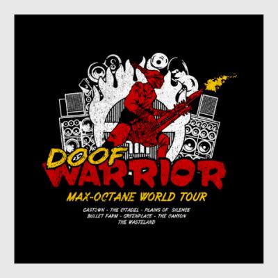 Постер Doof Warrior