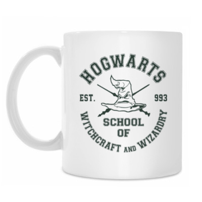 Кружка Hogwarts