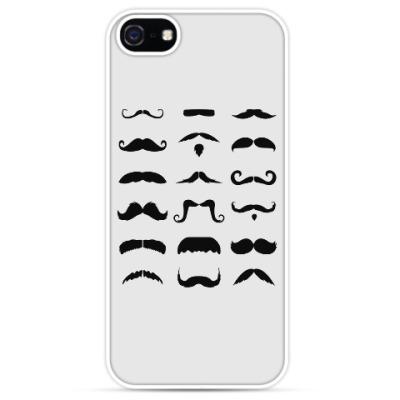 Чехол для iPhone Усы