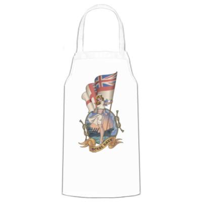 Фартук Royal Navy