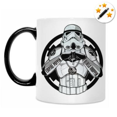 Кружка-хамелеон Cool Stormtrooper