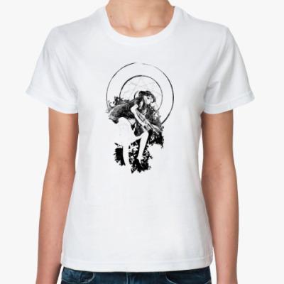 Классическая футболка WW ART