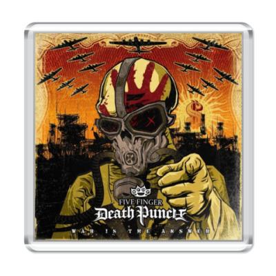 Магнит Five Finger Death Punch