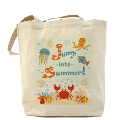 Сумка Jump into summer!