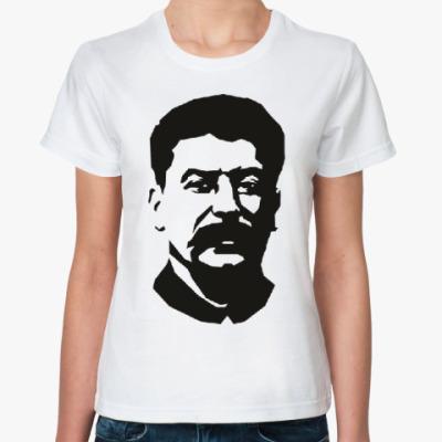 Классическая футболка Иосиф Сталин