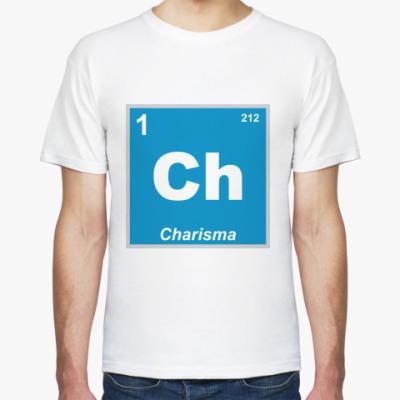 Футболка Charisma (Christian)