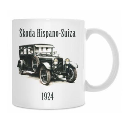 Skoda Hispano-Suiza
