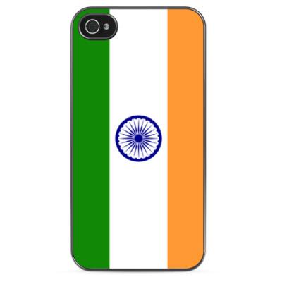 Чехол для iPhone Флаг Индии