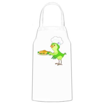 Фартук Птичка-повар