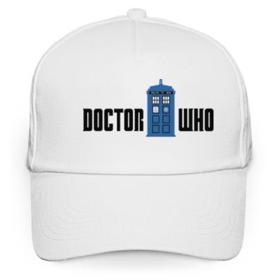 Кепка бейсболка Doctor Who