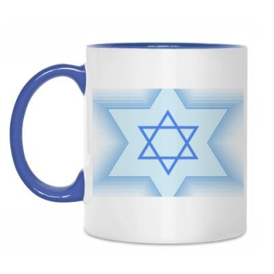 Кружка Звезда Давида