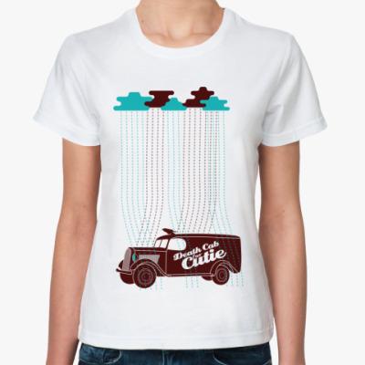 Классическая футболка Death Cab For Cutie