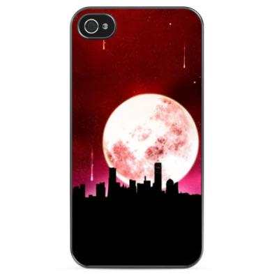 Чехол для iPhone Луна