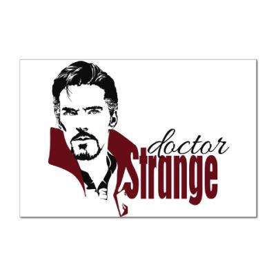 Наклейка (стикер) Doctor Strange