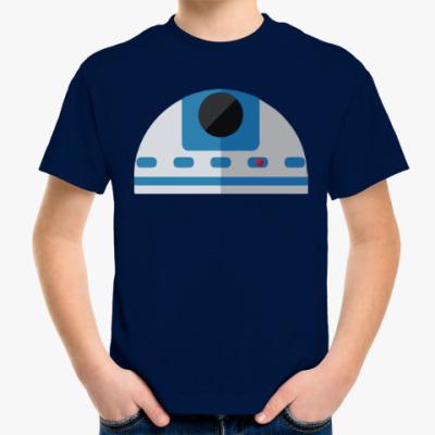 Детская футболка Star Wars: R2-D2