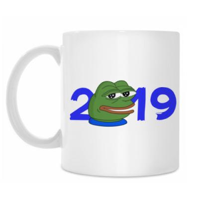 Кружка Пепе 2019